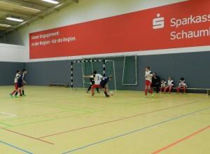 D1-Jugend Halle 2. Spieltag