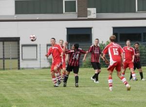 Herren gegen FC Hevesen II