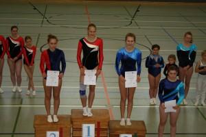 4. Platz für Anna Petch (Jahrgang 2000-2001)