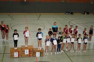 3. Platz für Luna Drechsel (Jahrgang 2006)
