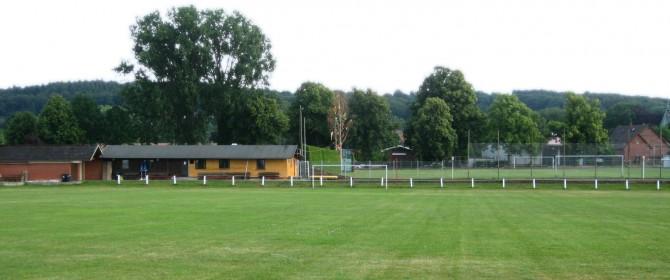 Vereinsheim des Beckedorfer Sportvereins